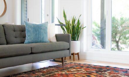 Giv din bolig mere luksus med ægte tæpper