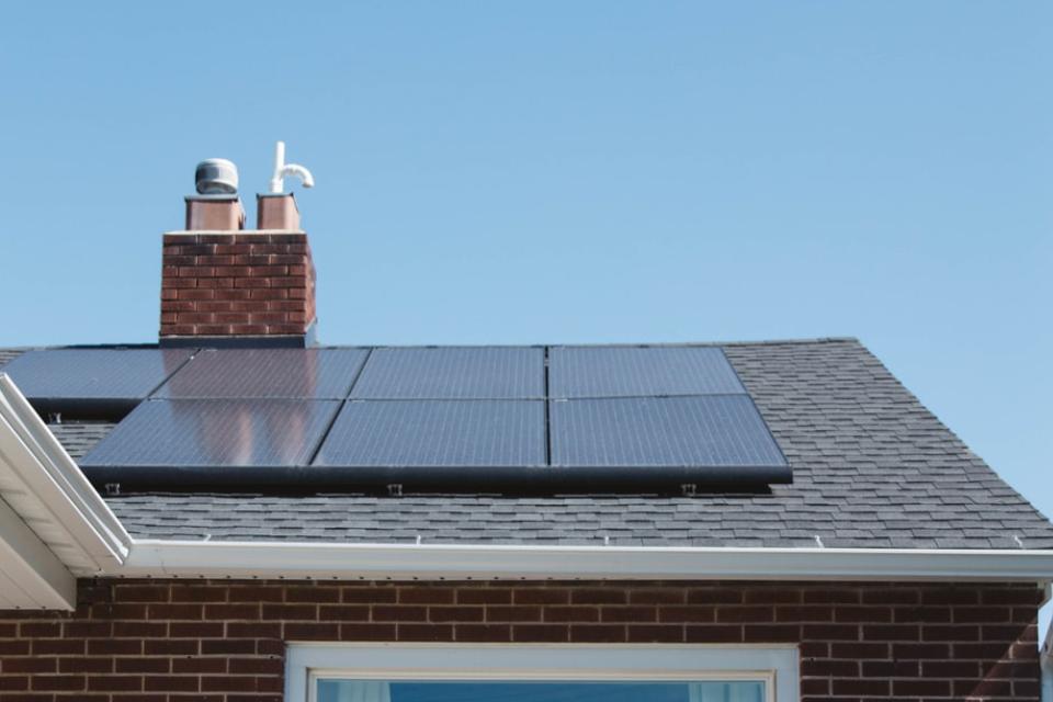 Solceller er perfekte til danske hjem