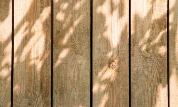 Sådan vedligeholder du dit udvendige træværk