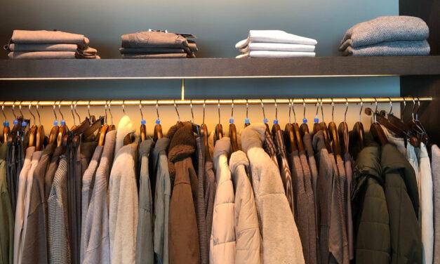 Udlev drømmen om et walk in closet i eget hjem